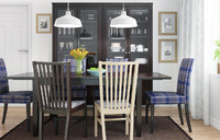 3d ikea henriksdal dining room model