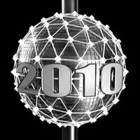3d new years ball drop