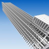 3d model structure building