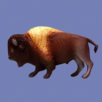 free max model ready bison buffalo