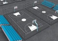tennis courts sport max