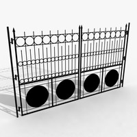 3ds iron gate