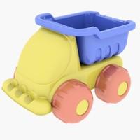 max plastic truck toy