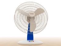 3d desk ventilator model