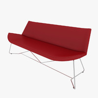 modern sofa bench max