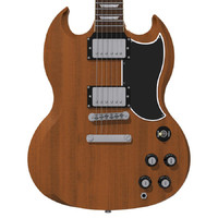 3ds max guitar gibson sg
