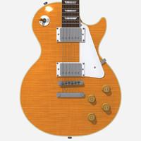 max guitar gibson les