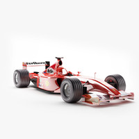 maya ferrari f1 race car