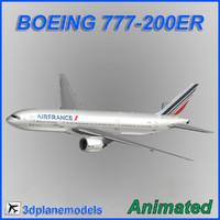 Boeing 777-200ER Air France