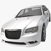 Chrysler 300 SRT8 2014 2