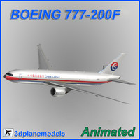 maya boeing 777-200f cargo