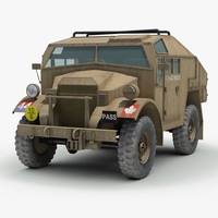maya british fgt gun tractor