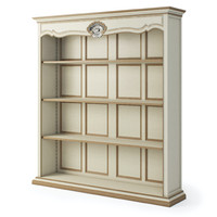 shelving vittorio grifoni - 3d model