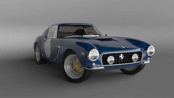 Ferrari 250 GT SWB Berlinetta (SEFAC hot rod 4)