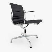 vitra chair 3d model