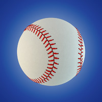 3ds max ball baseball