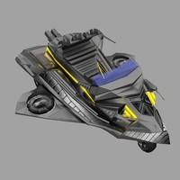 jet ski 3d 3ds