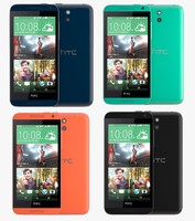 3d htc desire 610 color model