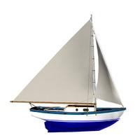 3d model sloop