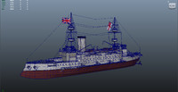 Majestic Class Battleship