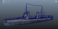 3d war navy sea