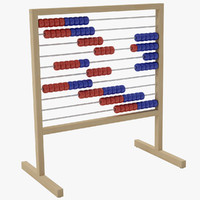 abacus school 3d model