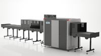 rapiscan x-ray machine 3d max