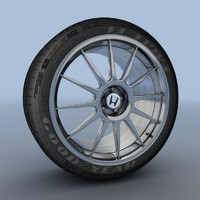 TKs Honda S 2000 Wheel