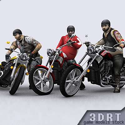 bikes-pack-3d-honda-cbr-harley-davidson-01.jpg