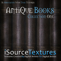 Antique Books - Collection One