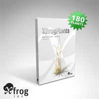 3d agricultural plants xfrogplants dvds model