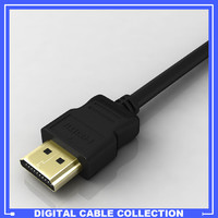 hdmi connector 3d model