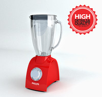 philips blender 3ds