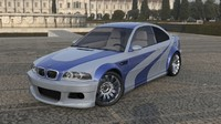 BMW M3 Most Wanted Edition