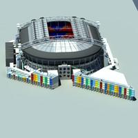3d amsterdam arena