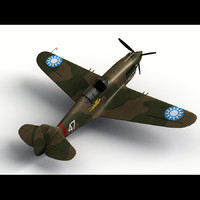 p-40 flying tigers avg max