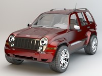 maya jeep liberty studio