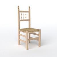3d model wood