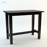 bar table max