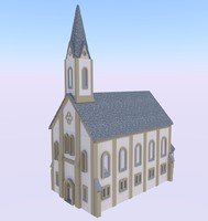 church 3ds