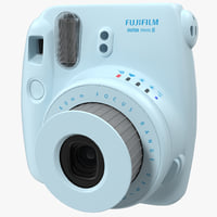 3d fujifilm instax mini 8 model