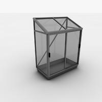greenhouse g obj