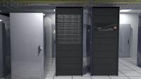 room server 3d max