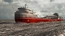 lake freighter 3D models