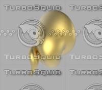 horn bugle fireplace 3d max