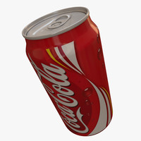 cinema4d coca cola