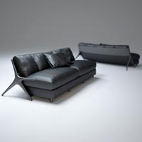 dc-290-sofa 3d model