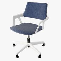 3d interstuhl chair model