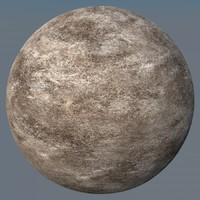Rock Landscape Shader _ Full Collection