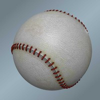 3ds baseball ball